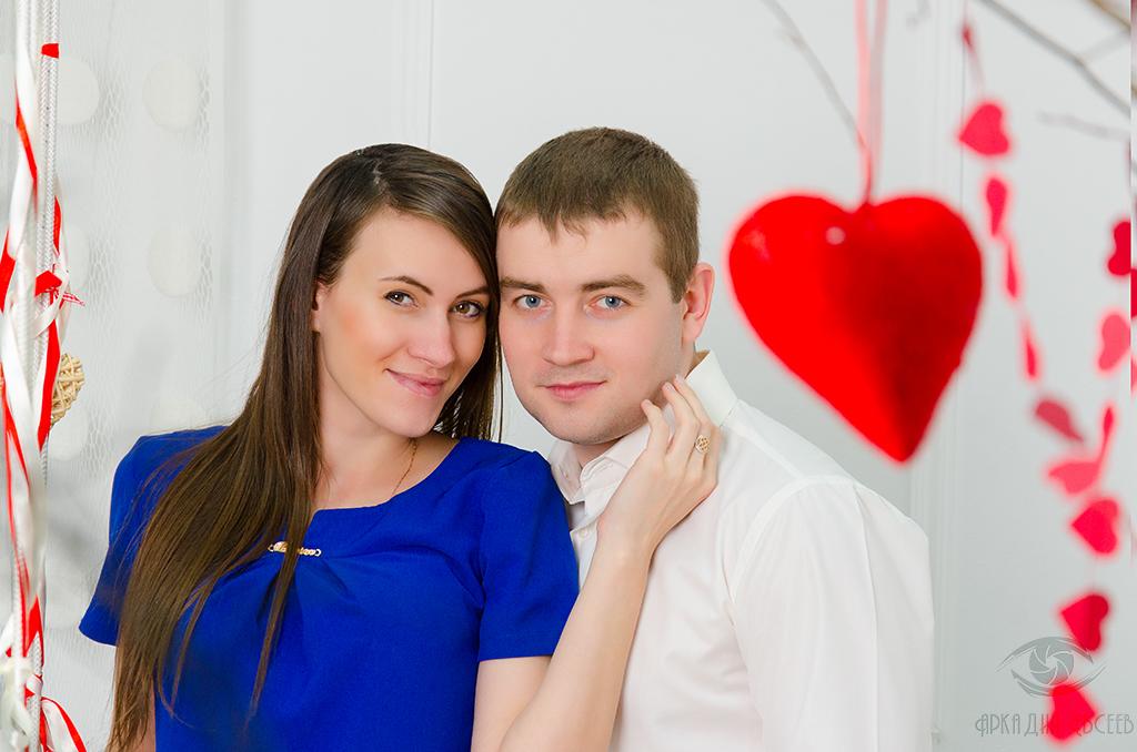 семейные фото рыжих беременных